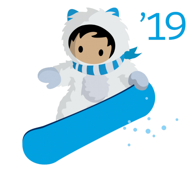 Winter19 - Salesforce Winter 19' Release is now live!