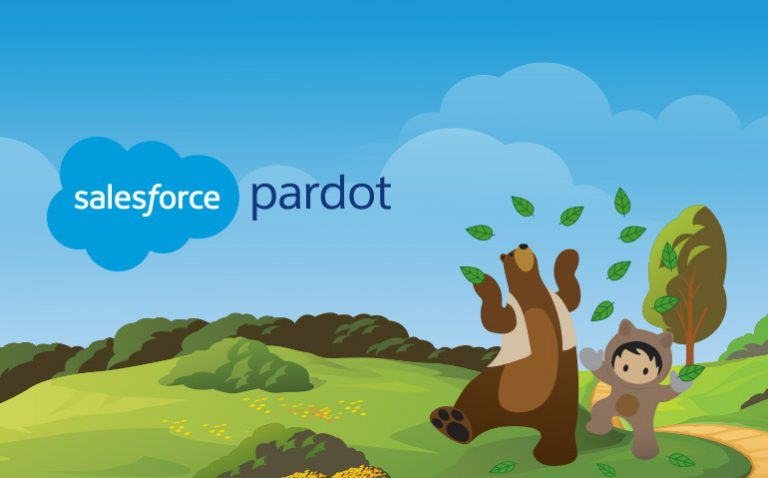 Pardot 768x478 - 5 Ways Pardot Will Revolutionise Your Marketing